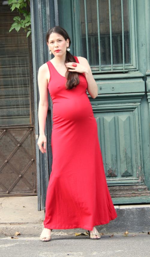 robe rouge 015