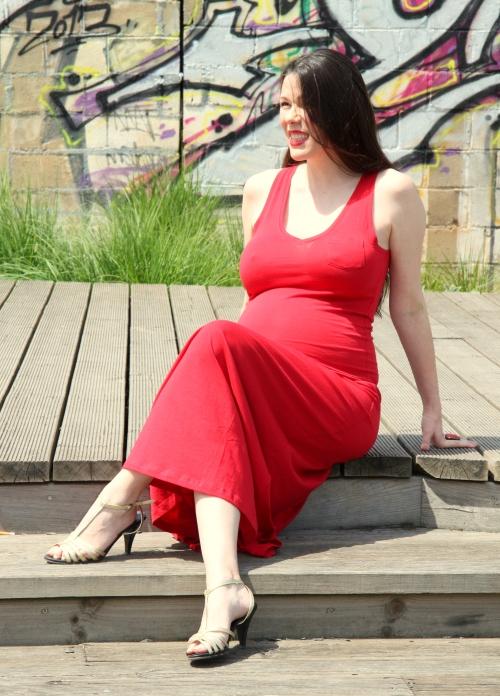 robe rouge 121