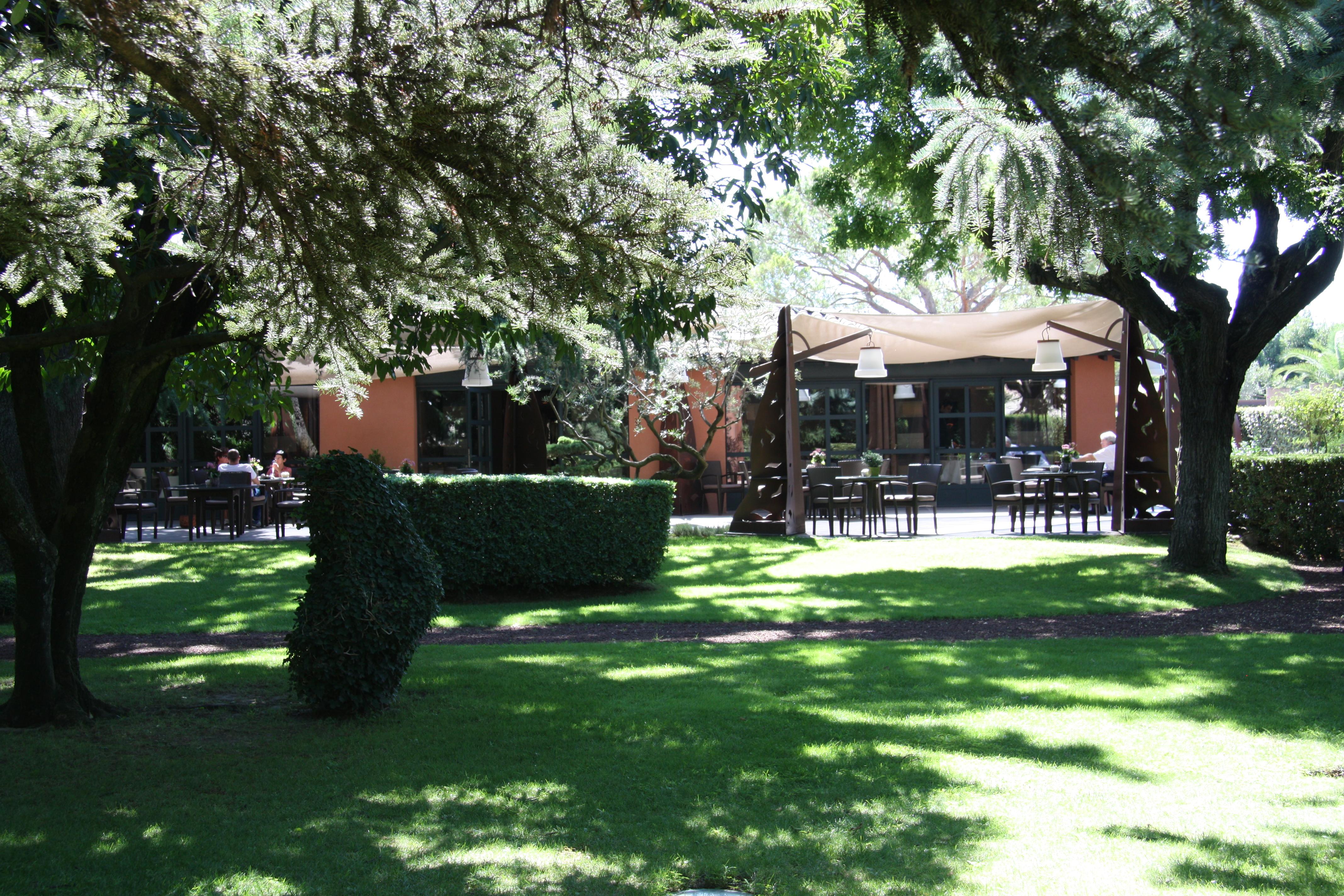 Restaurant alexandre garons journal d 39 une naturopathe - Maison jardin menu nimes ...