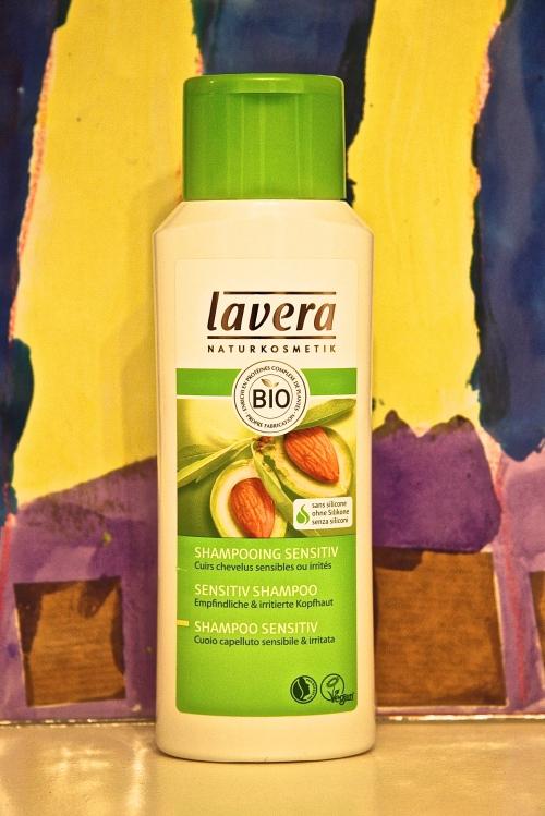 shampoing sensitiv lavera